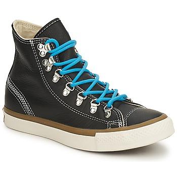 鞋子 高帮鞋 Converse 匡威 ALL STAR HIKER 黑色
