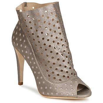 鞋子 女士 短靴 Bourne RITA 銀灰色