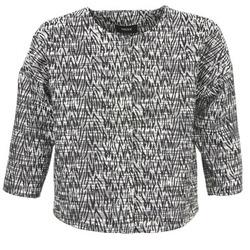 衣服 女士 外套/薄款西服 Mexx MX3002331 黑色 / 白色