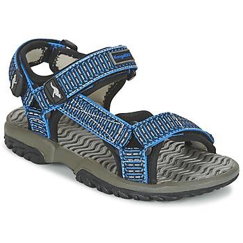 鞋子 男孩 凉鞋 Kangaroos KS 22 蓝色