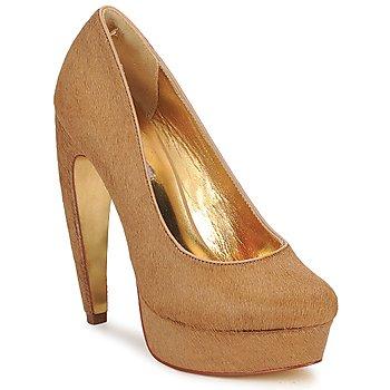 鞋子 女士 高跟鞋 Ted Baker 泰德贝克 TED BAKER SHENON 棕色