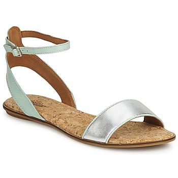 鞋子 女士 凉鞋 Lucky Brand COVELA Mint / 银灰色