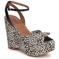 鞋子 女士 凉鞋 Lucky Brand VIERA 黑色 / 白色