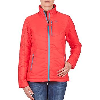 衣服 女士 羽絨服 Salomon 薩洛蒙 Jacket INSULATED JACKET W PAPAYA-B 珊瑚色