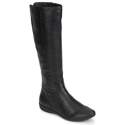 鞋子 女士 都市靴 Moony Mood GURLEN 黑色