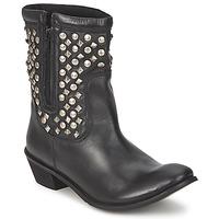 鞋子 女士 短筒靴 Friis & Company 馥荔丝 DUBLIN JANI 黑色