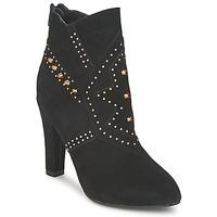 鞋子 女士 短靴 Friis & Company 馥荔丝 MIXA ERIN 黑色