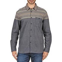 衣服 男士 长袖衬衫 Element LENOX 灰色