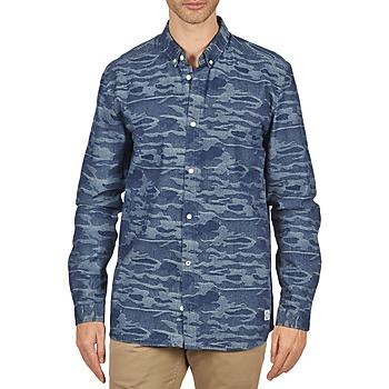 衣服 男士 长袖衬衫 Suit ROD 蓝色