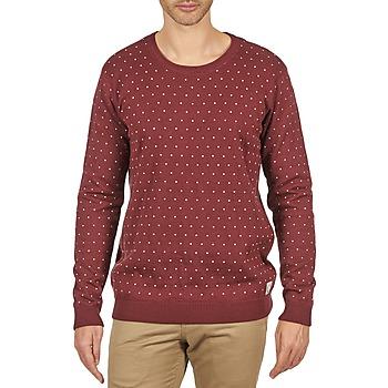 衣服 男士 羊毛衫 Suit PERRY 波尔多红