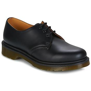 鞋子 德比 Dr Martens 1461 PW 黑色