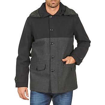 衣服 男士 大衣 Aigle SHERPAFIELD 黑色 / 灰色