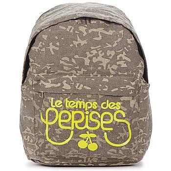 包 女士 双肩包 Le Temps des Cerises HUNTER 1 卡其色