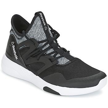 鞋子 女士 训练鞋 Reebok 锐步 HAYASU 黑色 / 灰色
