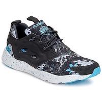 鞋子 男士 球鞋基本款 Reebok Classic FURYLITE NP 灰色 / 蓝色