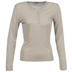 衣服 女士 长袖T恤 Casual Attitude DORINE 灰褐色