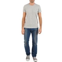 衣服 男士 直筒牛仔裤 Diesel 迪赛尔 BELTHER TROUSERS 蓝色