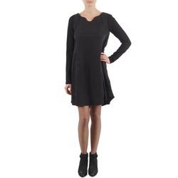 衣服 女士 短裙 Diesel 迪赛尔 D-LUNA DRESS 黑色