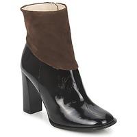鞋子 女士 短靴 Paco Gil MERLOUNI 黑色 / 棕色