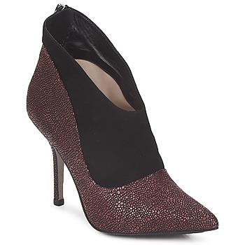 鞋子 女士 短靴 Paco Gil BILINE 波尔多红 / 黑色