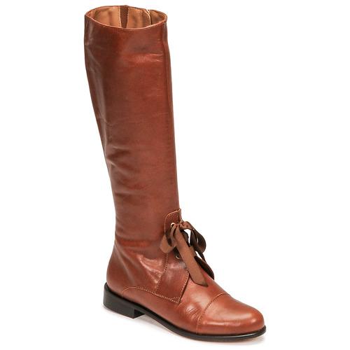 鞋子 女士 都市靴 Fericelli MAURA 驼色