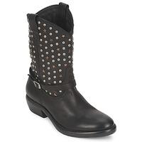 鞋子 女士 都市靴 Catarina Martins  黑色