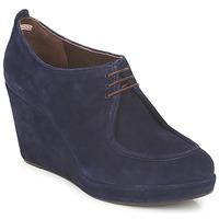 鞋子 女士 德比 Coclico HIDEO 海藍色