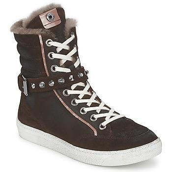 鞋子 女士 高帮鞋 Janet Sport MOROBRAD 棕色