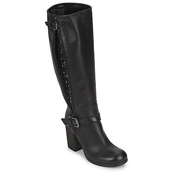 鞋子 女士 都市靴 JFK SEMATA 黑色
