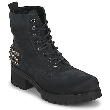 鞋子 女士 短靴 JFK SIMAIT 黑色