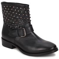 鞋子 女士 短筒靴 JFK BARBALA 黑色