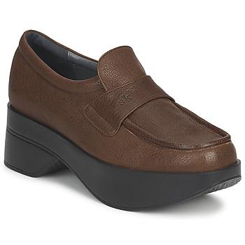 鞋子 女士 皮便鞋 Stéphane Kelian EVA 棕色