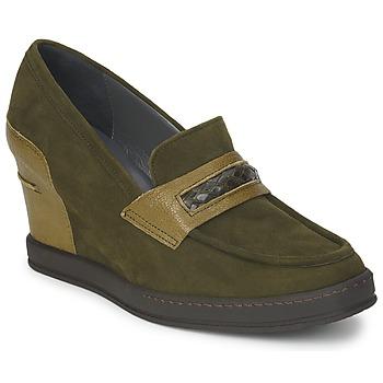 鞋子 女士 皮便鞋 Stéphane Kelian GARA 绿色