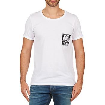 衣服 男士 短袖体恤 Eleven Paris MARYLINPOCK MEN 白色