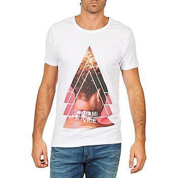 衣服 男士 短袖体恤 Eleven Paris MIAMI M MEN 白色