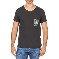 衣服 男士 短袖体恤 Eleven Paris WOLYPOCK MEN 黑色
