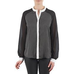 衣服 女士 衬衣/长袖衬衫 Manoukian RAGANE 黑色