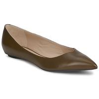 鞋子 女士 平底鞋 Marc Jacobs MALAGA 灰褐色