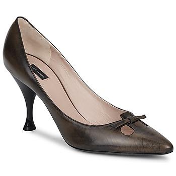 鞋子 女士 高跟鞋 Marc Jacobs MALIZIA 棕色