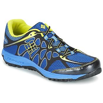 鞋子 男士 多项运动 Columbia 哥伦比亚 CONSPIRACY™ TITANIUM 蓝色 / 黑色