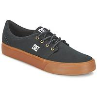 鞋子 男士 球鞋基本款 DC Shoes TRASE TX 黑色 / 金色