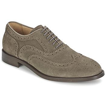 鞋子 男士 德比 Hudson HEYFORD 灰色