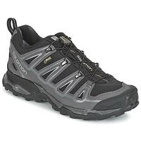 鞋子 男士 登山 Salomon 萨洛蒙 X ULTRA 2 GTX 黑色 / 灰色