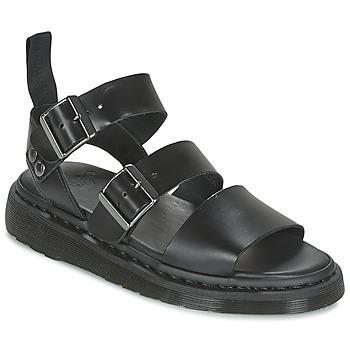 鞋子 女士 凉鞋 Dr Martens Gryphon 黑色