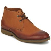 鞋子 男士 短筒靴 Sperry Top-Sider BOAT OXFORD CHUKKA BOOT 棕色
