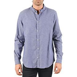衣服 男士 长袖衬衫 Cheap Monday DAMON BD SHIRT 蓝色