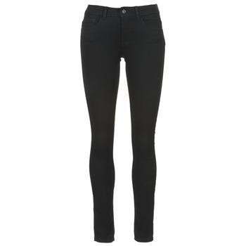 衣服 女士 紧身牛仔裤 Only SOFT 黑色