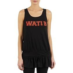 衣服 女士 长衬衫 WATI B TUNIQ 黑色