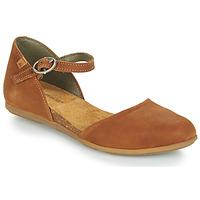 鞋子 女士 平底鞋 El Naturalista STELLA 棕色