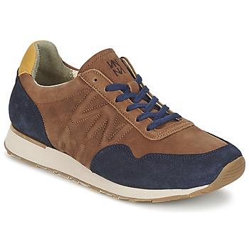 鞋子 男士 球鞋基本款 El Naturalista WALKY 棕色